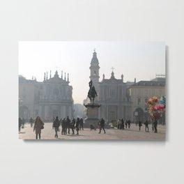 Torino Metal Print
