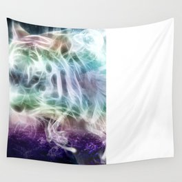 Spirit Tiger Wall Tapestry