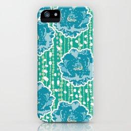 green garden1 iPhone Case