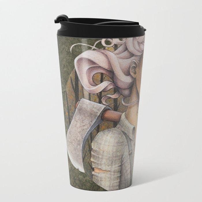 Ex Metal Travel Mug