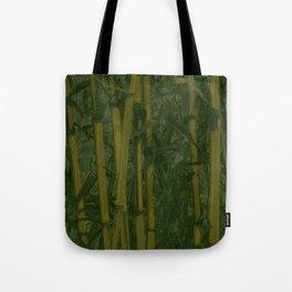 Bamboo jungle Tote Bag