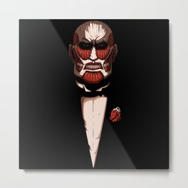 Colossal godfather Metal Print