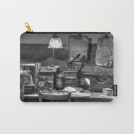 Old office in mono Carry-All Pouch