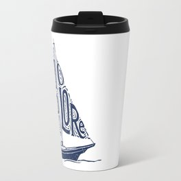 Let's Go Explore Travel Mug