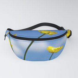 Buttercups in Spring Fanny Pack