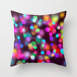 magic spots Throw Pillow