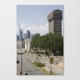 Frankfurt Canvas Print