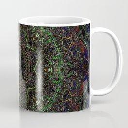 Spring Stream Fractal I Coffee Mug