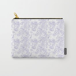 Dipper and Mabel Pattern Carry-All Pouch