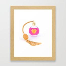 Love Potion Framed Art Print