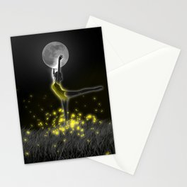 Dance of the Fireflies Stationery Cards
