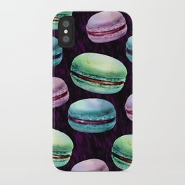 Glam Macarons iPhone Case