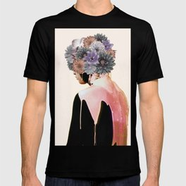 Flowers Bloom, Mind Drips Out T-shirt