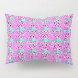 Ultra HD Retro Fractal Geometric Pop Pillow Sham