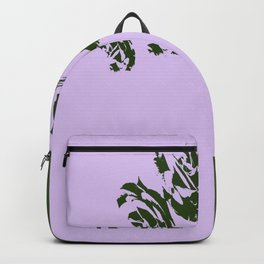 Pastel Purity Picasso inspired woman Backpack