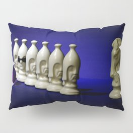 Chess Pieces - The Pawn Lineup Pillow Sham