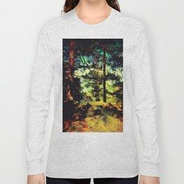 Magic Place, Stoney Hill, Vancouver Island Long Sleeve T-shirt