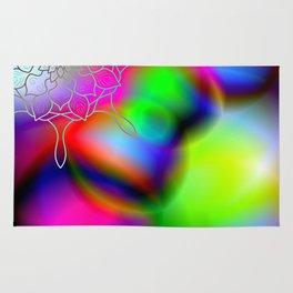 LSD Mandala Rug