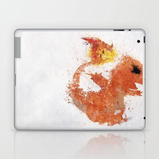 #004 Laptop & iPad Skin