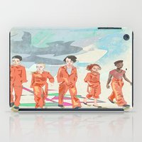 misfits iPad Cases featuring Misfits by aNiark