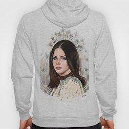 Lana Del Rey/Hedy Lamarr Hoody