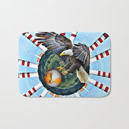 THIS LAND IS YOUR LAND... Bath Mat