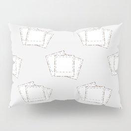 Polaroids Pillow Sham