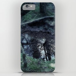 from the world below iPhone Case