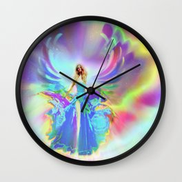 """""""Out of Nova - Uno"""" by surrealpete Wall Clock"""