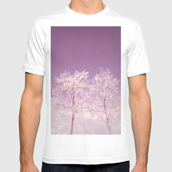 Winter's longing ~ Abstract  T-shirt