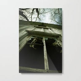 Window Tales Metal Print