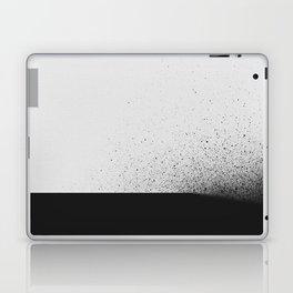 black 00 (edited) Laptop & iPad Skin