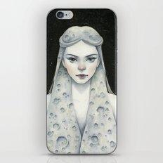 Moon Child iPhone & iPod Skin