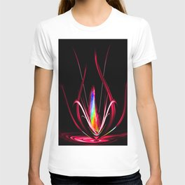 Abstract perfektion - Lightshow T-shirt