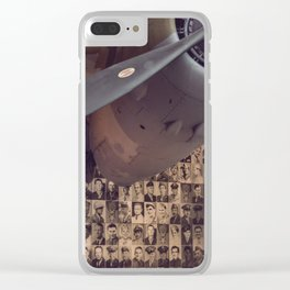 NOLA_48 Clear iPhone Case