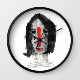 Stains 14 Wall Clock