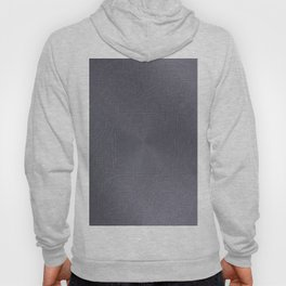 Cool Brushed Metal with a Stamped Design Hoody