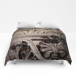 COLUMN Comforters