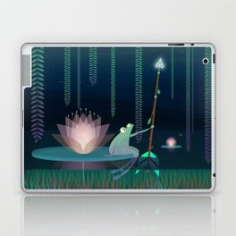 THE FROG Laptop & iPad Skin