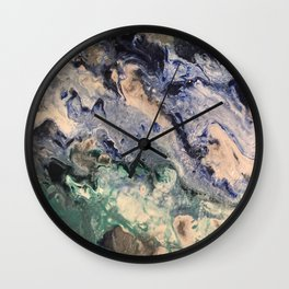 Zoantharia Wall Clock