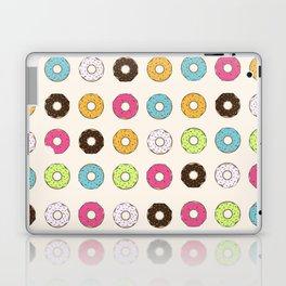 Donuts Laptop & iPad Skin