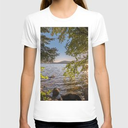 Secret Place By The Lake T-shirt