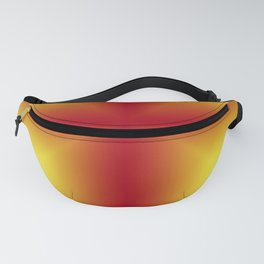 Red Yellow Star Fanny Pack