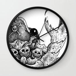 HELL'S ZODIAC - CANCER Wall Clock