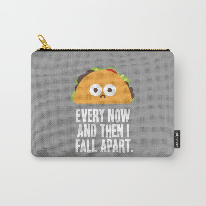 Taco Eclipse of the Heart Carry-All Pouch