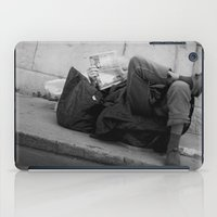 chill iPad Cases featuring chill by dominiknawrocki