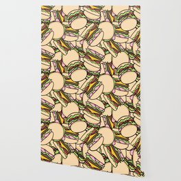Burgers! Wallpaper