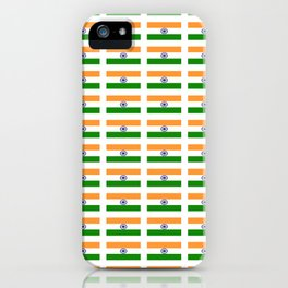 Flag of India 2-indian,mumbai,delhi,hindi,indus,buddhism,hinduism,buddha,gandhi iPhone Case