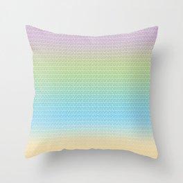 Teen Wolf - Triskelion Pattern 1 Throw Pillow