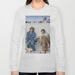 John and Paul get away from it all Long Sleeve T-shirt